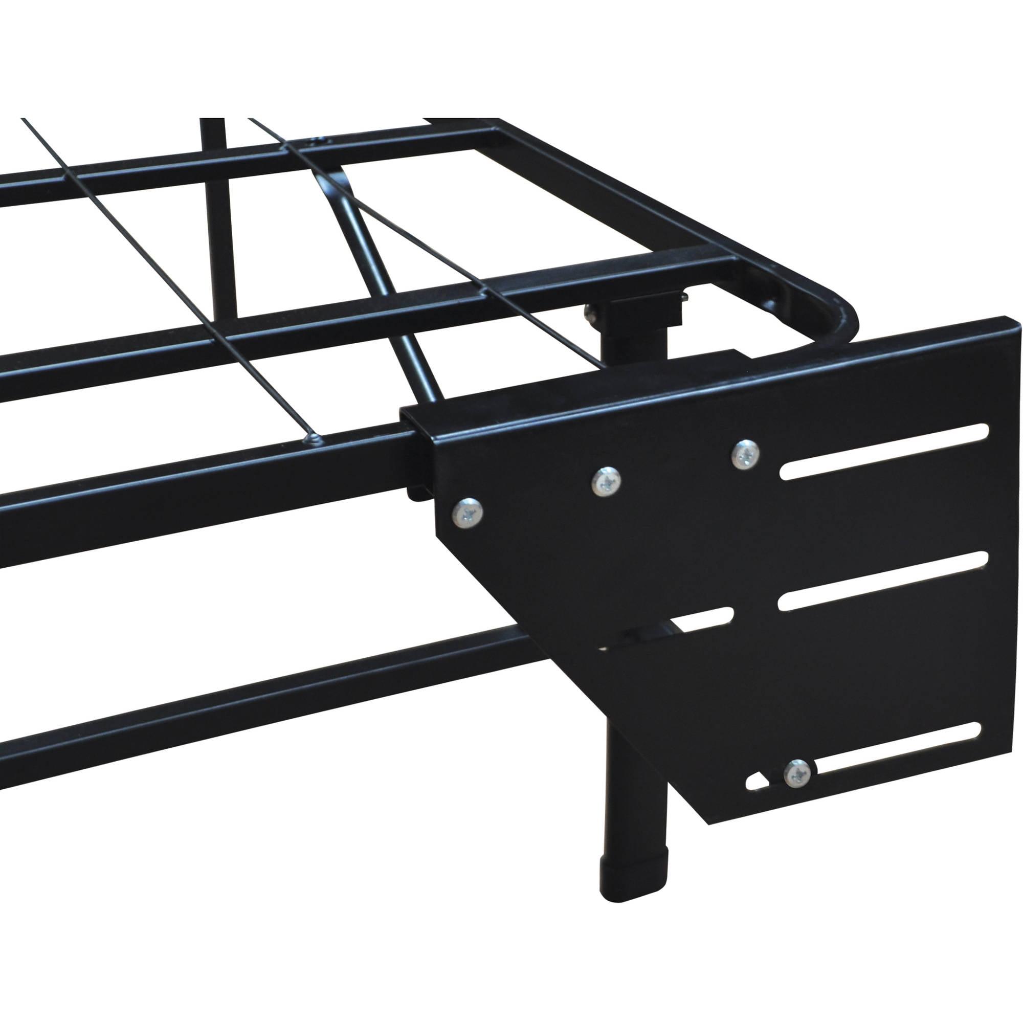Premier Universal Headboard Footboard Brackets Black Walmart Com