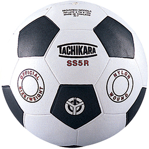 Tachikara Rubber Recreational Soccer Ball