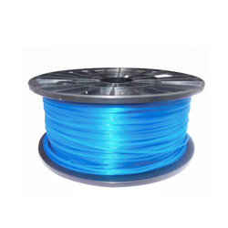 Blue 3D Printing 3mm ABS Filament Roll – 1 kg (1 pack)