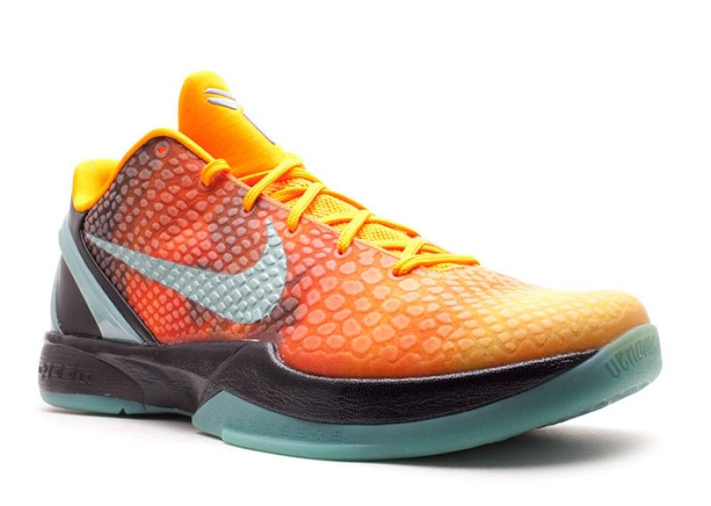 closeout nike kobe 6 orange rosa c704e bb715