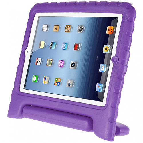 i-Blason iPad5-Kido Apple iPad Air ArmorBox Kido Series Case, Purple