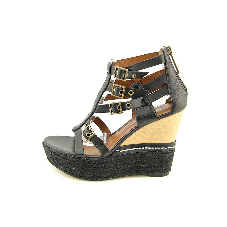 Donald J Pliner Womens TAJA Closed Toe Casual Platform Sandals by Donald J Pliner