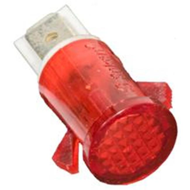 Morris Products Round Indicator Pilot Lamp 250Vac Pack Of 10