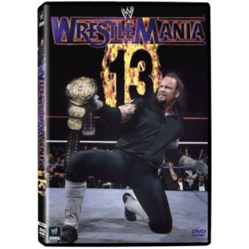 WWE: Wrestlemania XIII (Full Frame)