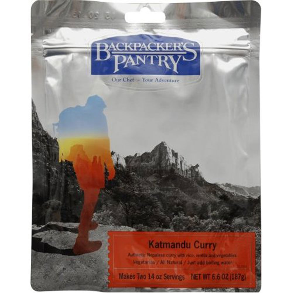 Backpacker's Pantry Katmandu Curry 6.6 oz. Peg by Backpacker's Pantry