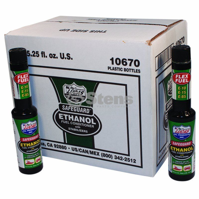 Stens 051-769 Lucas Oil Ethanol Fuel Cond.