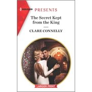 The Secret Kept from the King (Paperback)(Large Print)