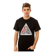 Black Scale Mens The First Supper Graphic T-Shirt