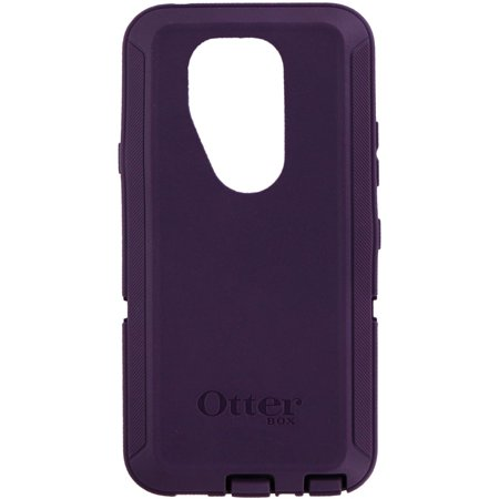 OtterBox Replacement Exterior Shell for LG G7 ThinQ Defender Cases - Purple (Refurbished)