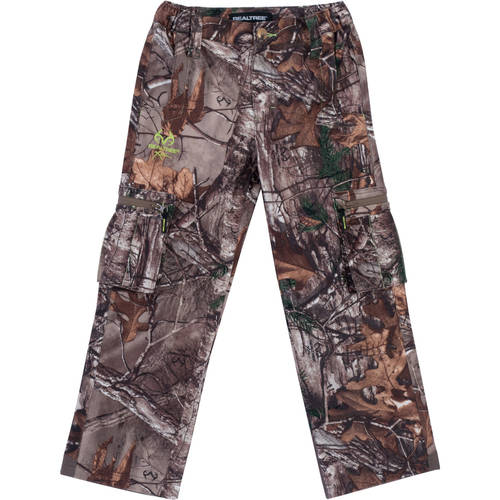 Youth Scent Control Pants, Available in Realtree and by