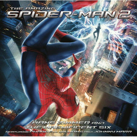 The Amazing Spider-Man 2 Soundtrack (Deluxe Edition) (CD)