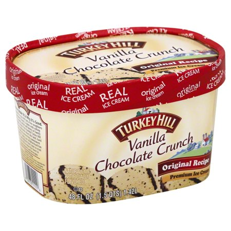 Turkey Hill Dairy Turkey Hill Ice Cream 48 oz Walmart