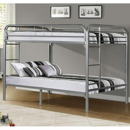 Harriet Bee Beesley Full Metal Bunk Bed