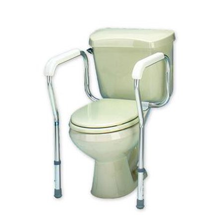 Carex Toilet Safety Frame - 2 Each / Case