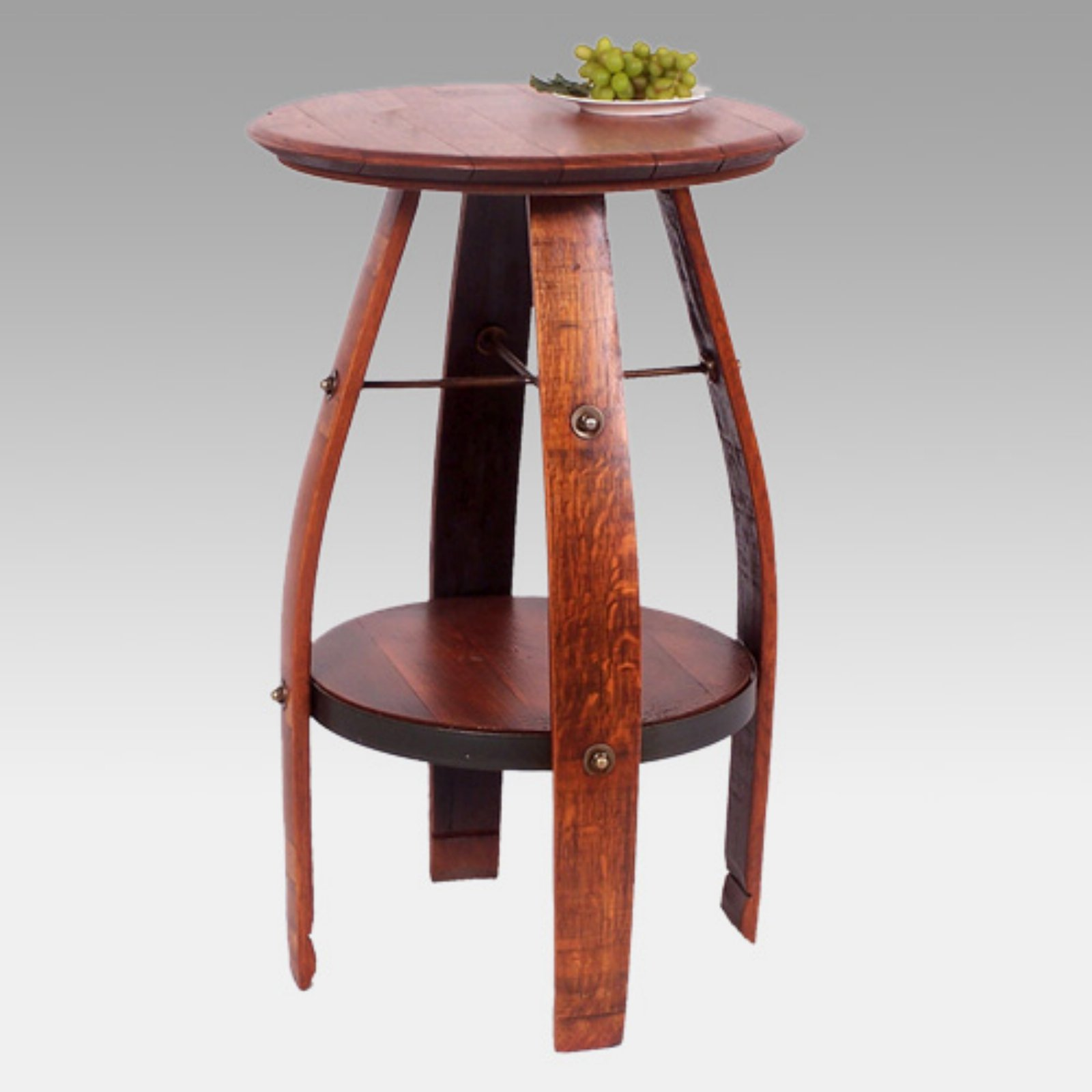2 Day Designs Reclaimed Wine2Night Counter Height Pub Table