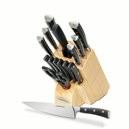 Farberware Forged Triple Rivet 15 Piece Cutlery