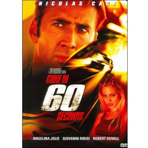 Gone In 60 Seconds (Widescreen)