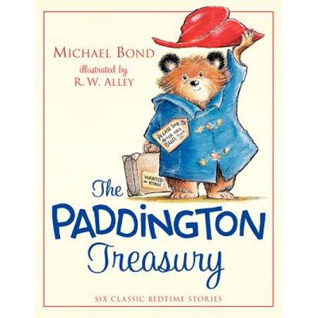 The Paddington Treasury : Six Classic Bedtime Stories