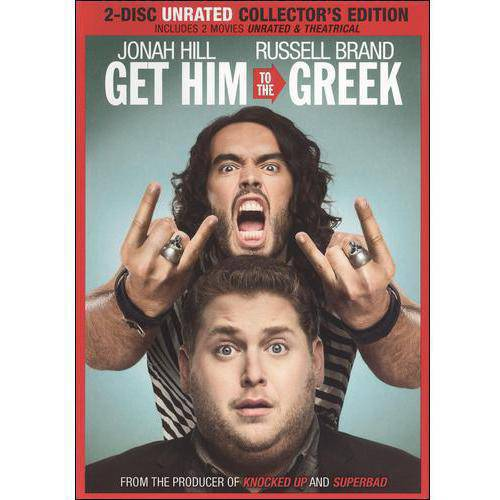 Get Him To The Greek (Unrated/Rated) (Collector's Edition) (Widescreen)