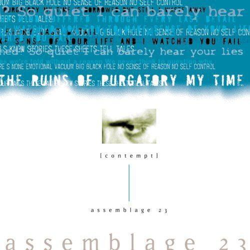 Assemblage 23 - Contempt [CD]