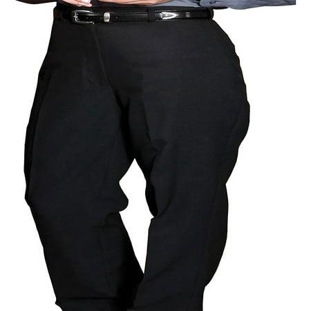 Edwards Garment Straight Leg Flat Front Casino pant, Style 8796