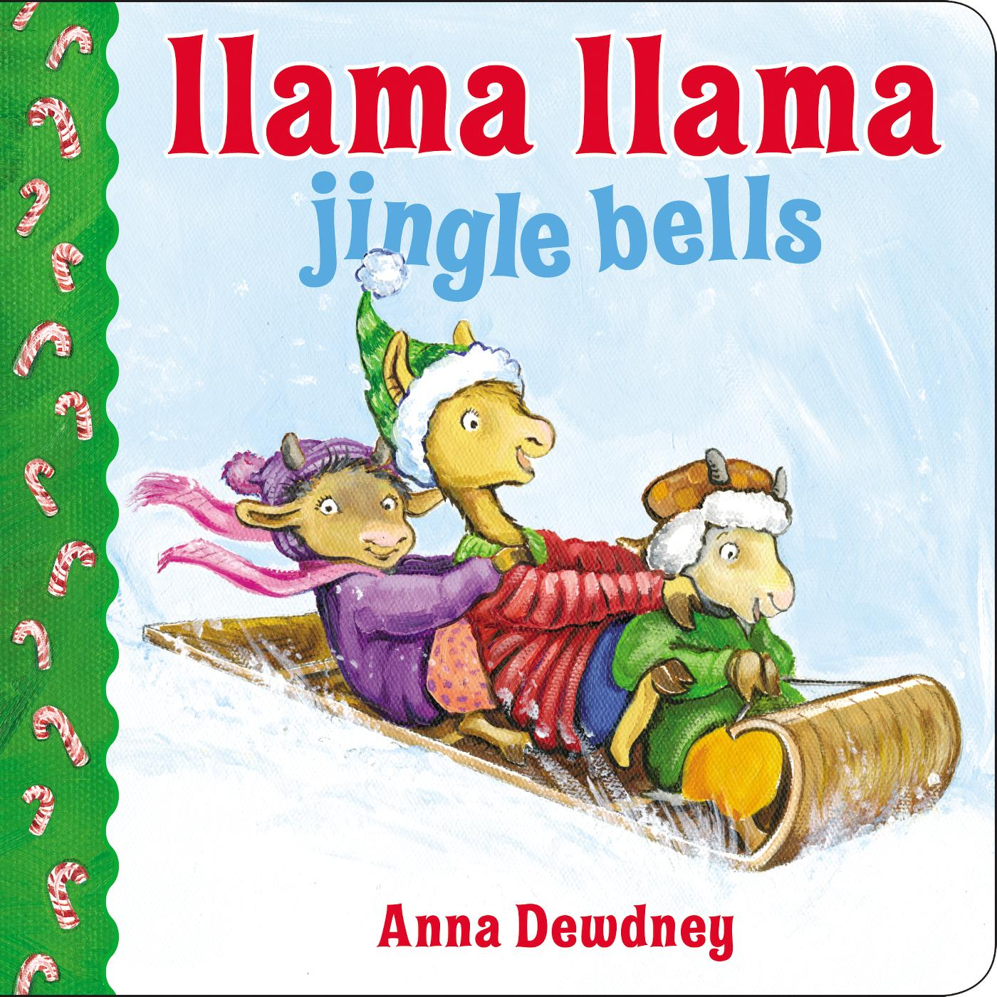 Llama Llama Jingle Bells