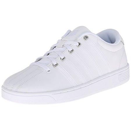 K-Swiss Womens Court Pro II CMF Athletic Shoe, WhiteSilver, 9.5 M US - image 1 de 1