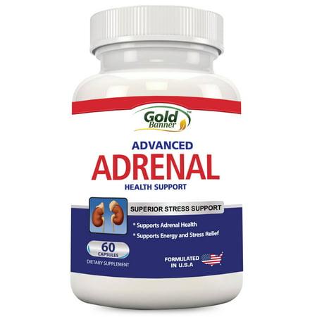 Adrenal fatigue supplements walmart