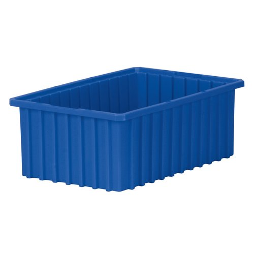 Blue 16-1//2 x 10-7//8 x 8 In AKRO-MILS 33168BLUE Divider Box
