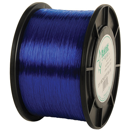 Ande Monofilament Monster Bluee 2Lb Spool 20Lb Test, MB-2-20