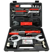 Best Bicycle Tool Kits - Lumintrail Bike Repair Tool Kit 42 Piece Multi Review