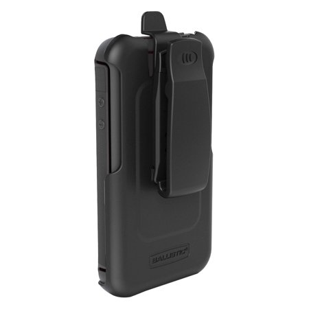 Ballistic Every1 Case (Ballistic Every1 Carrying Case (Holster) iPhone - Gray, Black (Refurbished) )