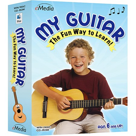 eMedia My Acoustic Guitar Instructional Software for Beginners