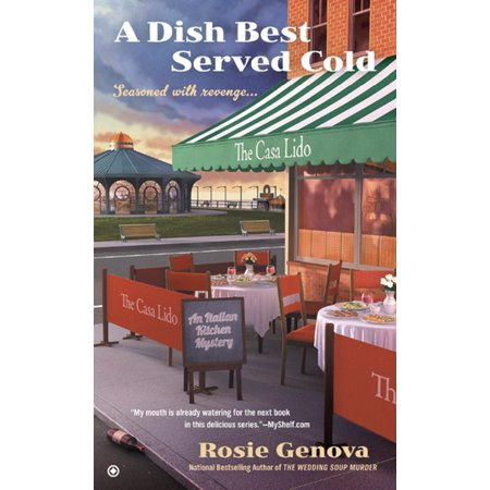 A Dish Best Served Cold - eBook