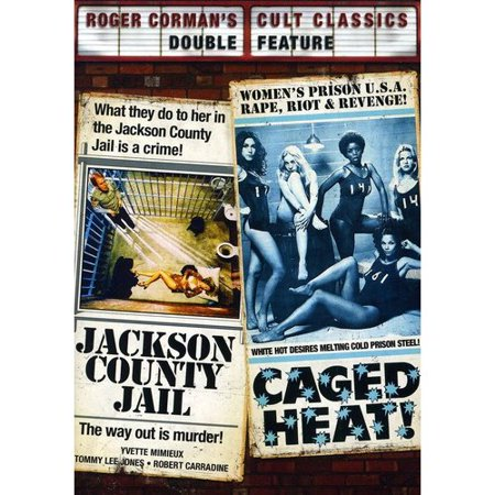 Roger Cormans Cult Classics  Jackson County Jail   Caged Heat