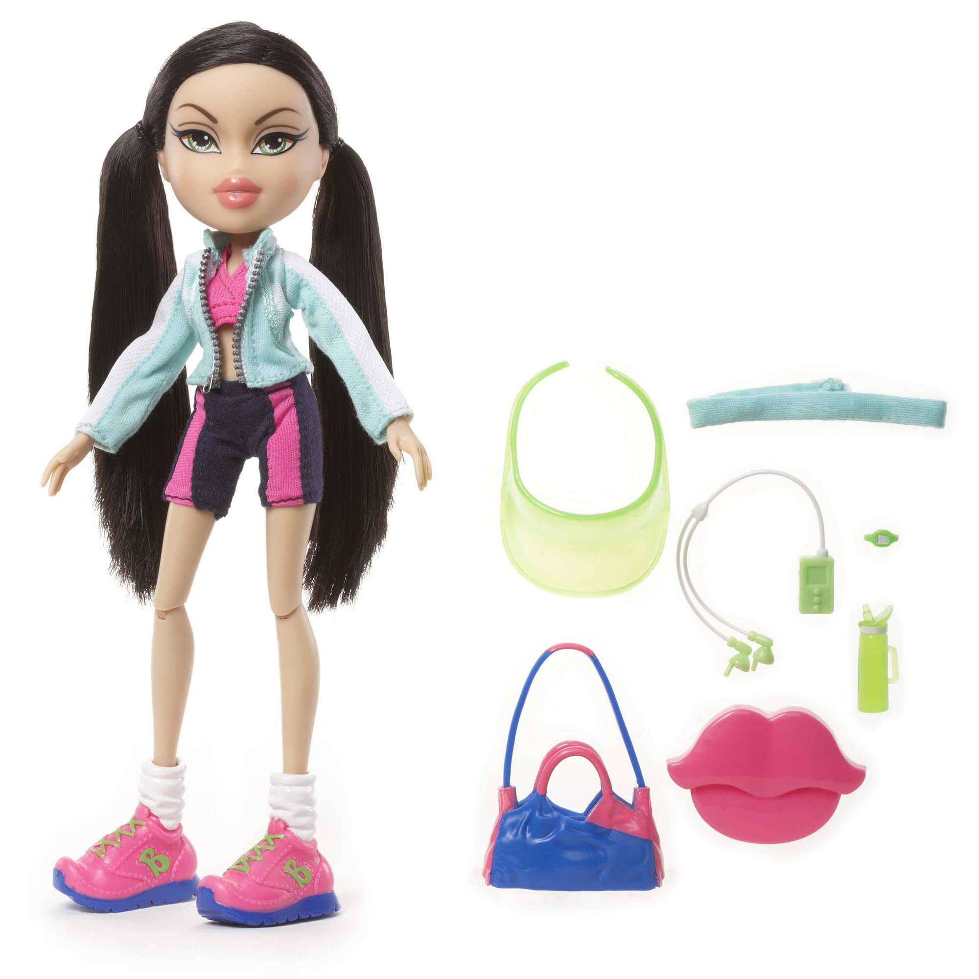 Bratz Fierce Fitness Doll, Jade by MGA Entertainment
