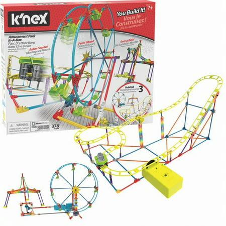 K'nex - Amusement Park In A Box