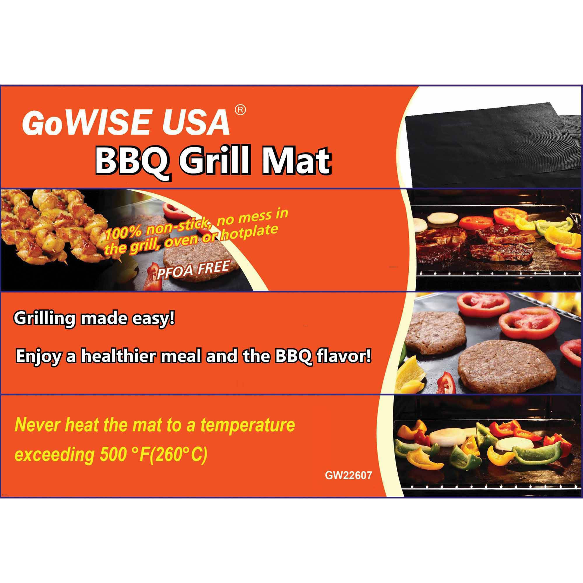how to clean bbq mats