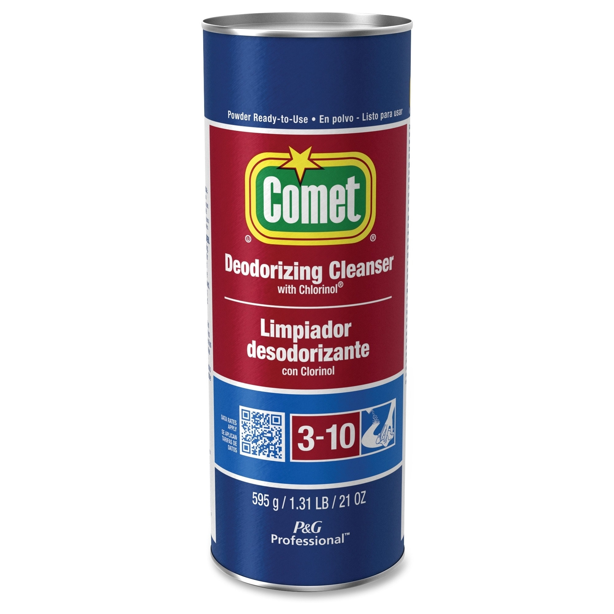 Comet  Powder Cleanser (Comes in pack of 24)