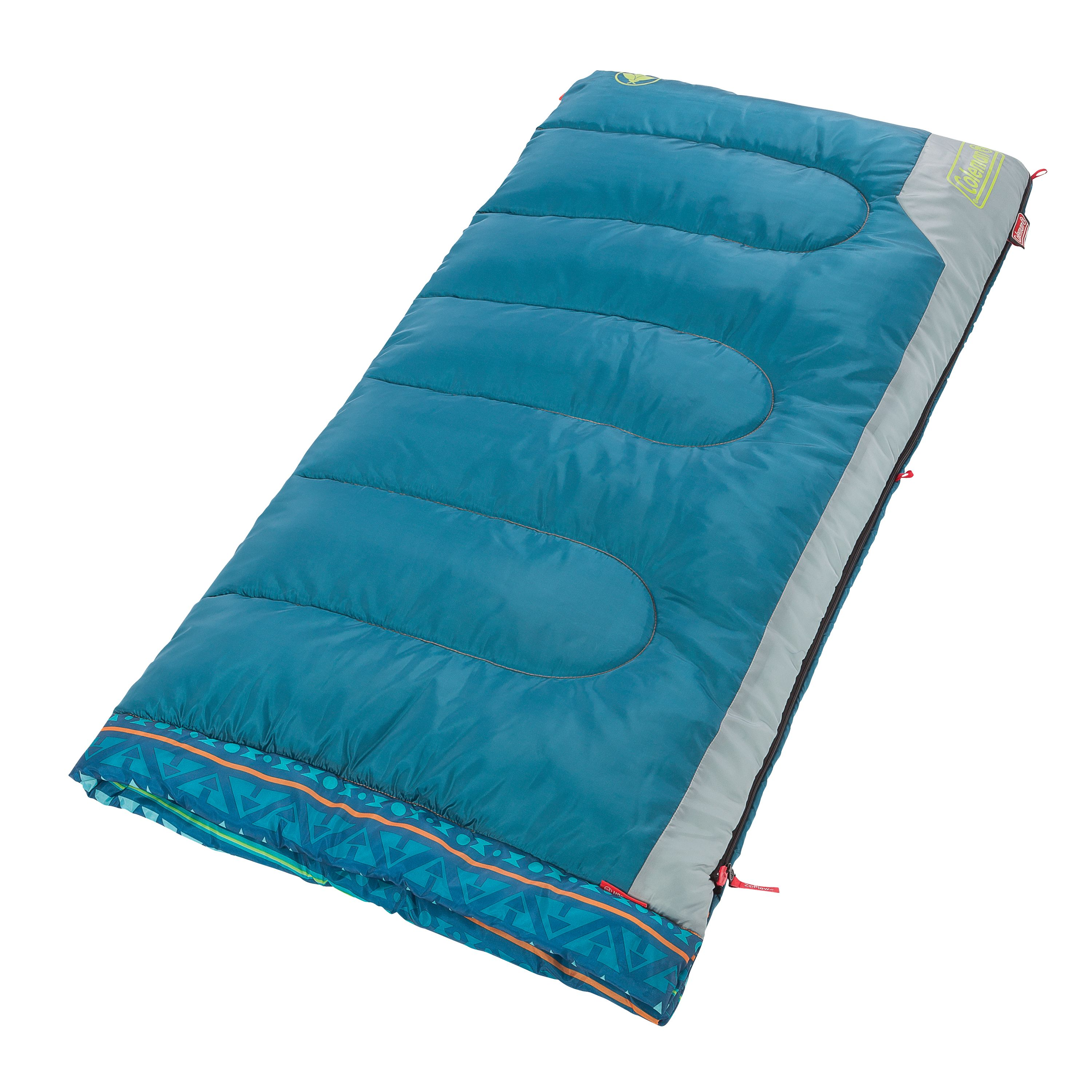 Coleman Youth 50 Sleeping Bag, Navy