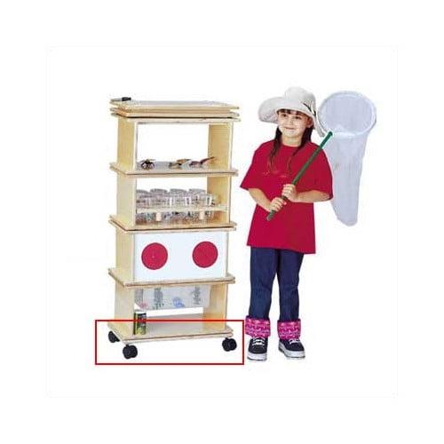 Jonti-Craft Science Stackable Lab Cart