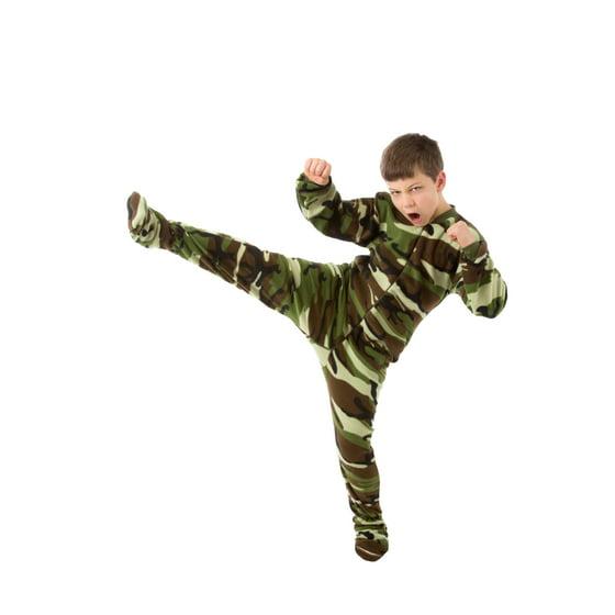 Big Feet Pajamas - Big Feet Pjs Kids Green Camo Fleece Boys Footed ... 25330f1bb