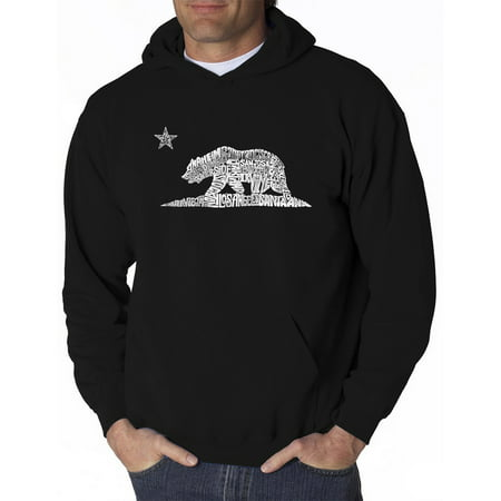 - Men's Hoodie - California Bear