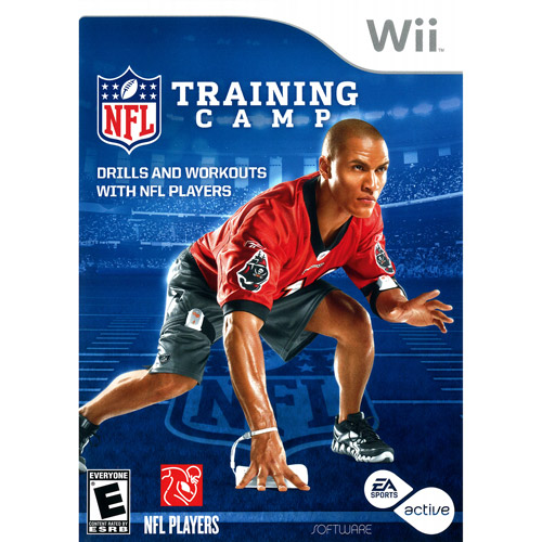 EA Sports Active: NFL Training Camp WII