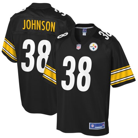 size 40 5884d 81a29 Trey Johnson Pittsburgh Steelers NFL Pro Line Youth Player ...