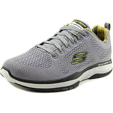 6e0bf998c74e Skechers - 52607 Black Skechers Shoe Men s Memory Foam Burst Workout Comfort  Cushion Sport - Walmart.com
