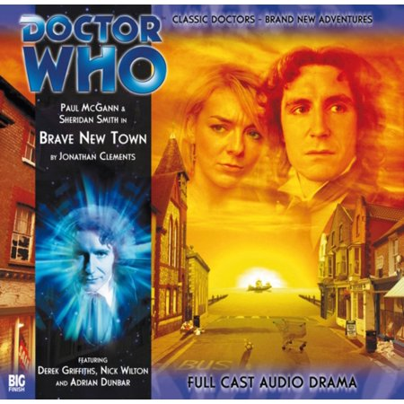 Brave New Town (Doctor Who: The New Eighth Doctor Adventures) (Doctor Who: the Eighth Doctor Adventures) (Audio CD) (Our Town Audio)
