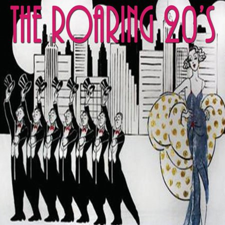 The Roaring Twenties (Roaring Twenties Women's Fashion)