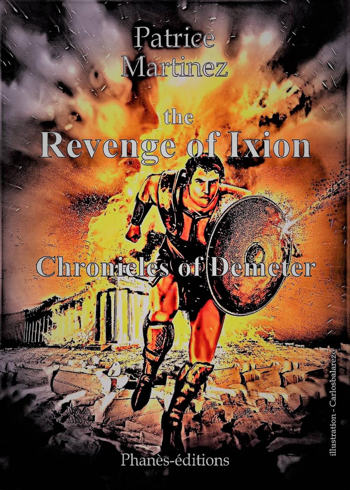 Chronicles of Demeter - The revenge of Ixion - eBook