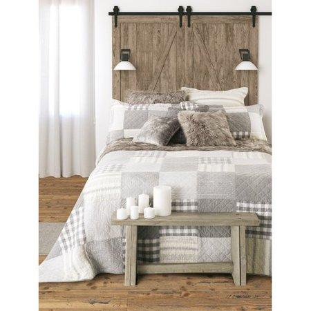Gracie Oaks Bovill Cotton Quilt Set - Walmart.com